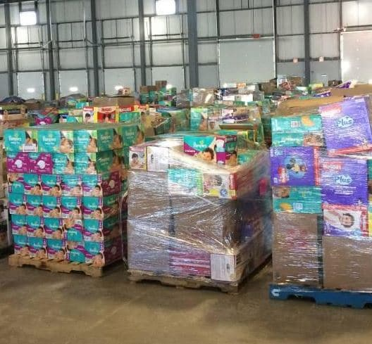 Business Flood Relief Operations