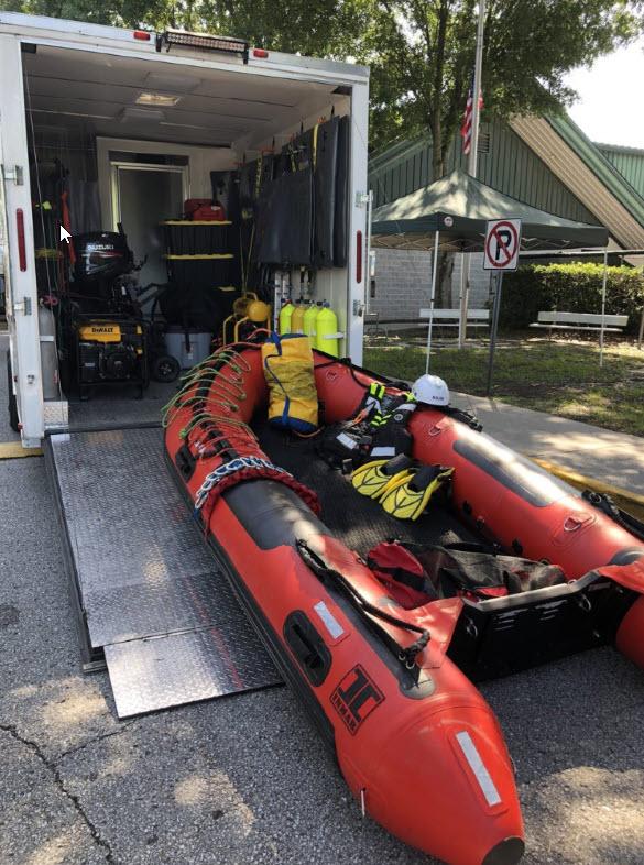Hurricane Rescue Preparation