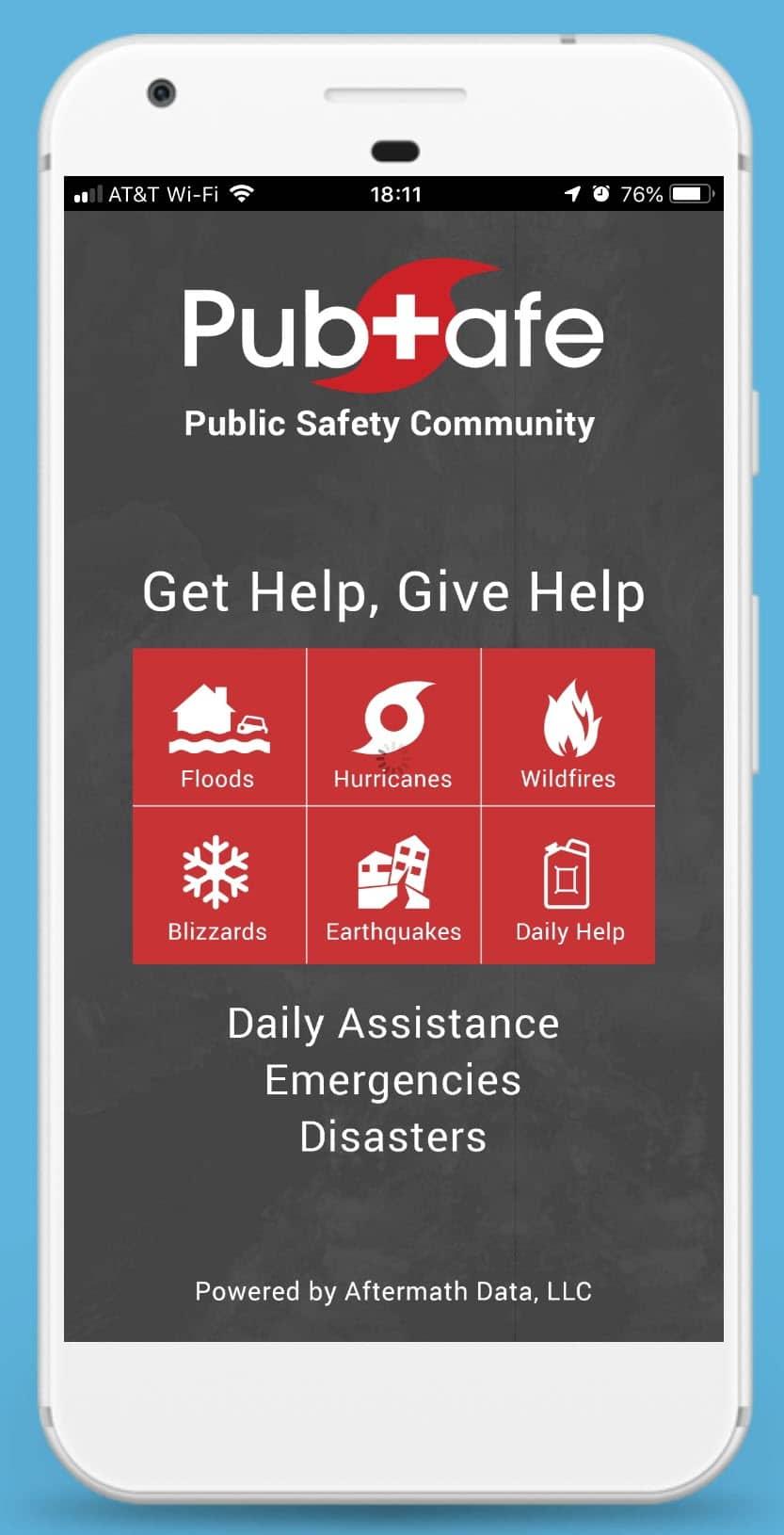 PubSafe Public Safety Platform